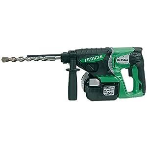 Hitachi dh 25 dal marteau perforateur burineur sans fil - Perforateur sans fil hitachi ...