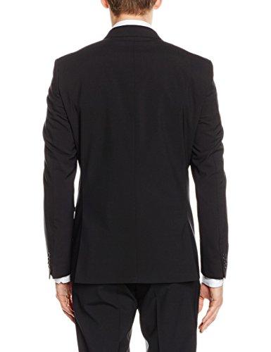 Club of Gents Andy Ss, Vestes de Costume Homme Noir (90)