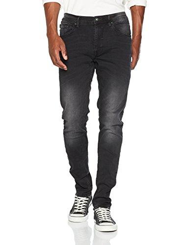 BLEND Herren Jet Skinny Jeans, Schwarz (Denim Black 76204), W34/L30 -