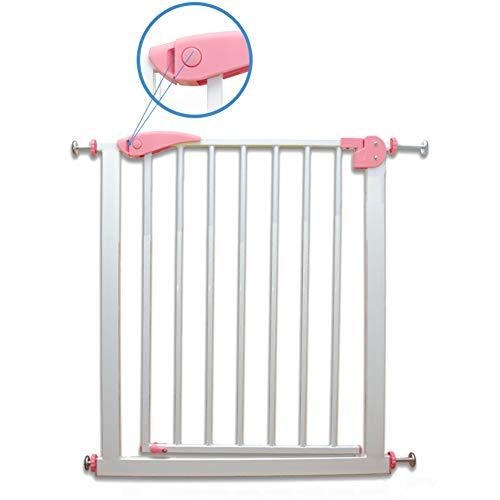 QIANDA Türgitter Treppenschutz Gitter Mit 4 Unter Druck Gesetzt Einstellschrauben for Eingang Passöffnung Bis 180cm (Size : 112-119cm)