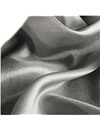 LadyMYP 180*110 cm Edel Seidenstola Schal aus 100% hochwertiger Seide mehrere Farben zur Wahl