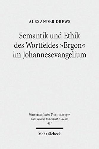 Semantik und Ethik des Wortfeldes