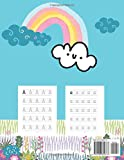 Big Activity Book: Learning How To Write With Cute Panda Bear
