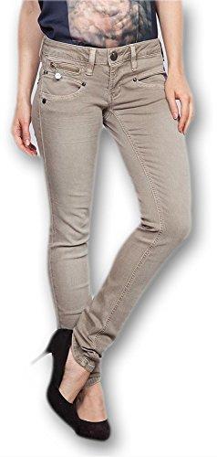 Freeman T Porter -  Jeans  - Donna beige XS