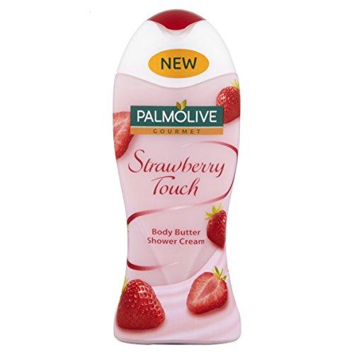 Palmolive Cremedusche Gourmet Strawberry Touch Body Butter 250 ml