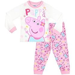 Peppa Pig - Pijama para niñas - Peppa Pig - 2- 3 Años