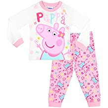 Peppa Wutz M/Ã/¤dchen Peppa Pig Schlafanzug Slim Fit