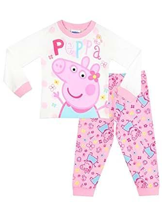 Peppa Wutz Peppa Wutz Mädchen Peppa Pig Schlafanzug