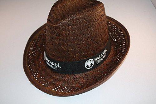 Preisvergleich Produktbild Bacardi Oakheart Strohhut Panama Hut