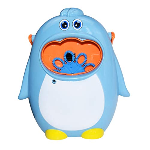 Auto-Modell Plüsch Bildung Squishy Spielzeug aufblasbares Spielzeug im Freien Spielzeug,Schneegänse Bubble Machine Kids Durable Automatisches Bubble Gebläse für Mädchen und Jungen Serie Mesh Cap
