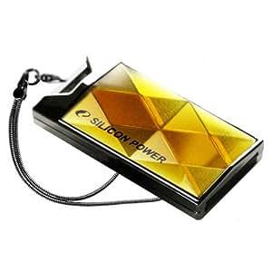 Silicon Power Touch 850 16GB Speicherstick USB 2.0 amber
