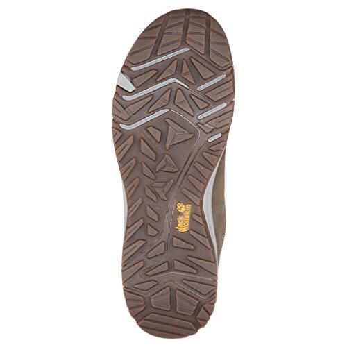 Jack Wolfskin , Chaussures de ville à lacets pour homme taille unique One Size coconut brown