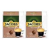 Jacobs Grande, Kaffee, Kaffeekapsel, Nescafé Dolce Gusto Kompatibel, Röstkaffee, 28 Kapseln