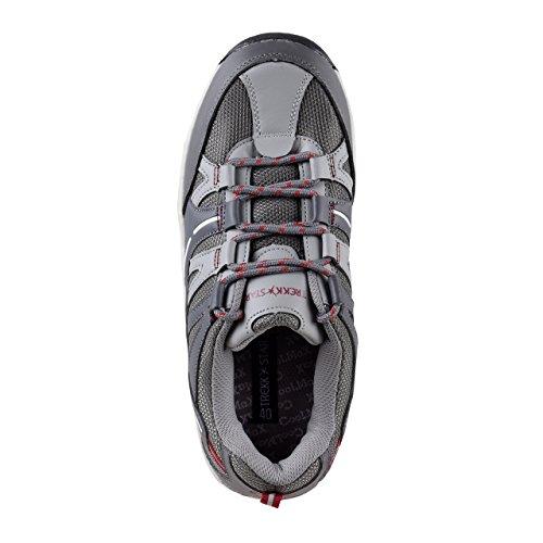 TREKK Star Femme Chaussures de trekking Gris Gris