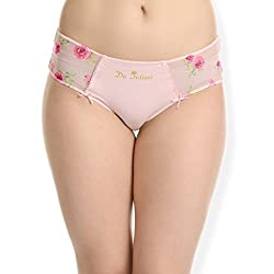 Da Intimo Womens Briefs (DIU-5455_Pink_X-Large)