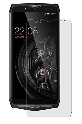 Maoni Bildschirmschutzfolie für Ulefone Power 5 - (3 Stück) kristallklare Anti-Shock Bildschirmschutzfolie - Crystal Clear Schutz Folie - Bildschirmfolie