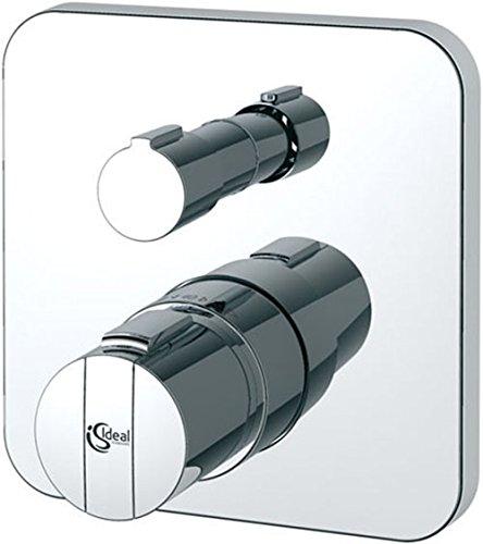 Preisvergleich Produktbild Ideal Standard A4662AA Dusch Thermostat Strada CeraTherm 200, chrom Unterputz