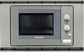 Brandt MM610XE1 - Brandt MM610XE1 - Four micro-ondes - intégré(e) - 17 litres - 750 W - acier inoxydable