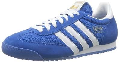 Soldes Adidas Originals Dragon Homme chaussures bleu ciel