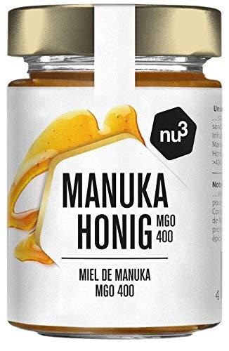 nu3 natürlicher Manuka Honig | MGO 400