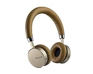 Pioneer SE-MJ561BT-T Bluetooth Kopfhörer Braun