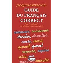 Guidedu français correct