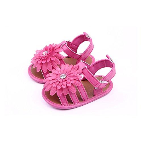 La panoplie Des Petits, Baby Babyschuhe - Lauflernschuhe rosa rosa 6-9 Monate