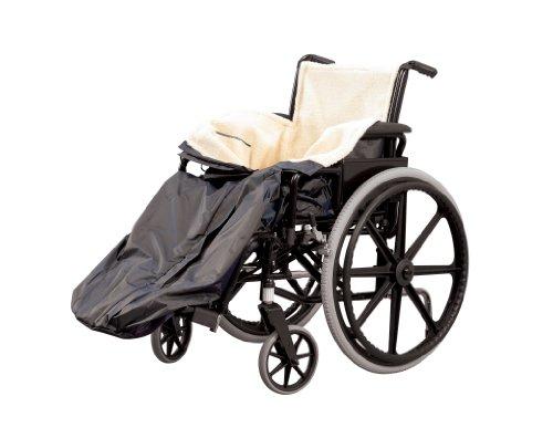 Homecraft - Funda forro polar personas silla ruedas