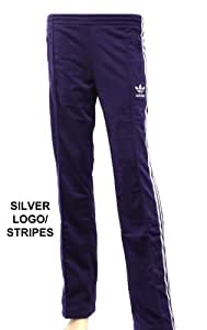 Adidas Firebird TP Hose Women eggplant-metallic silver - 32