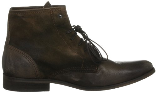 Diesel Chrom HI Y00350PR102, Chaussures basses homme Café