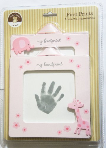 carter's Handprint & Footprint Kit