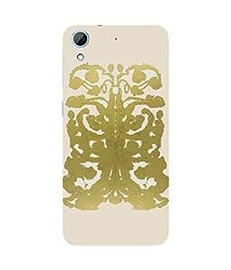 Gold Version HTC Desire 826 Case