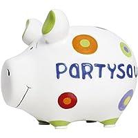 KCG Spardose Sparschwein klein Partysau