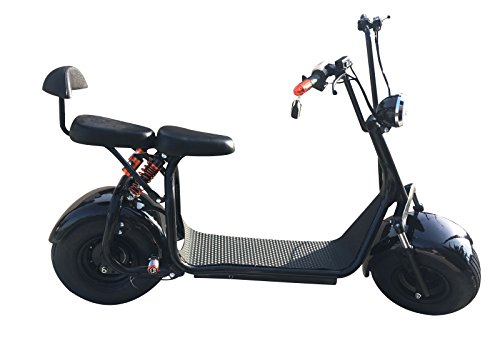 Patinete eléctrico HARLEY PLUS scooter 1000W Brushless