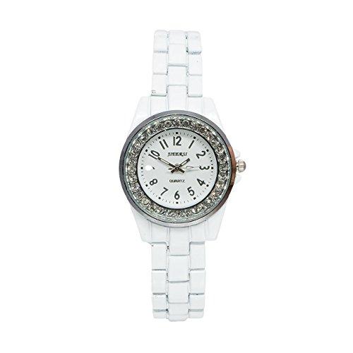 kaiser-jewelry-uomo-accessori-orologio-jewelry-bianco-taglia-unica