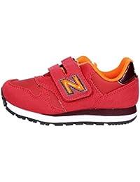 New Balance Sneakers scarpe bambino rosso KV373Z6Y 28.5 4101d597fe6