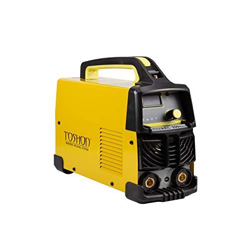 Spartan Toshon ARC-200 Nano Inverter Welding Machine 230V 200A, Yellow