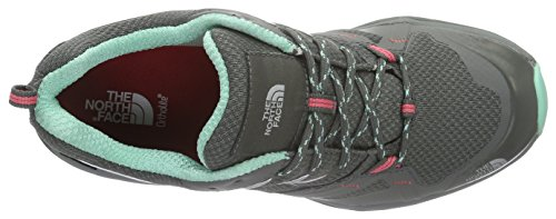 The North FaceW Hedgehog Fastpack Lite Gtx - Scarpe da Ginnastica Basse Donna Grigio (Graphgry/Icegrn)