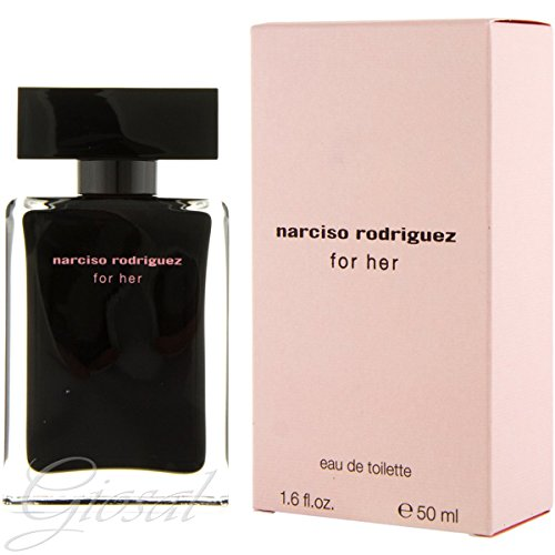 Perfume mujer Narciso Rodriguez negro Eau Toilette