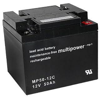 MultiPower > BleiGel Akku MP50-12C zyklenfest