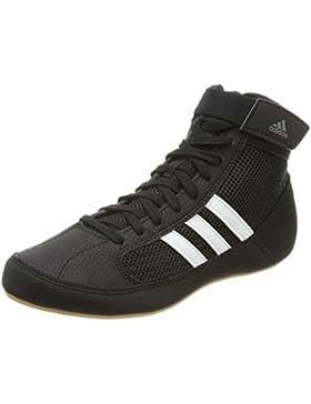 adidas HVC K, Zapatos de Boxeo Unisex Niños