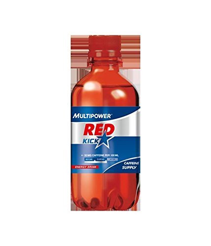Multipower Red Kick Carbonated 330 ml by Multipower