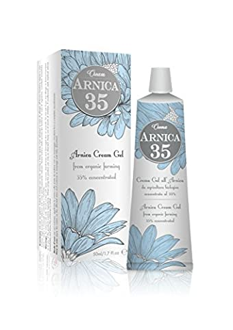 Arnica 35 – EXTRA STRONG - Cream Gel with 35% concentrated Arnica