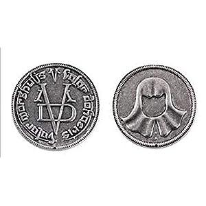 Réplica de la Moneda del Hombre sin Rostro, Juego de Tronos. 5