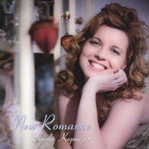 Simone Kopmajer - New Romance [Japan LTD Mini LP CD] VHCD-78253 by Simone Kopmajer Japan Ltd Mini