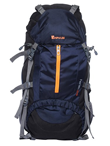 Impulse Inverse 65 Ltrs Blue Rucksack