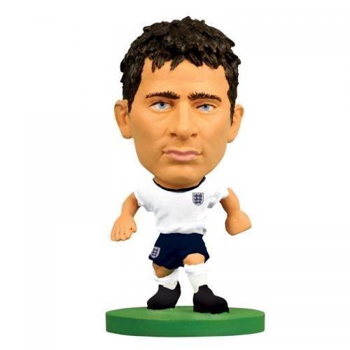 Décoration Angleterre SoccerStarz lampard- Frank lampard- SoccerStarz Figure- 5,1cm TALL- avec Collectionneurs Format carte en blister avec produit sous licence officielle