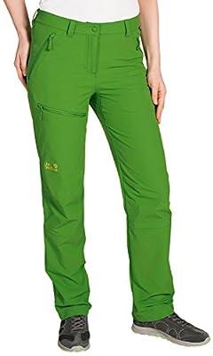 Jack Wolfskin Damen Softshell Hose Activate Pants von Jack Wolfskin auf Outdoor Shop