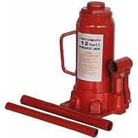 Metalworks CATM11030 - Gato hidráulico de botella 3 Ton.