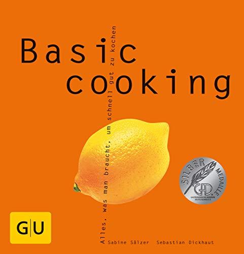 Basic cooking (GU Basic Cooking) Salat Finger